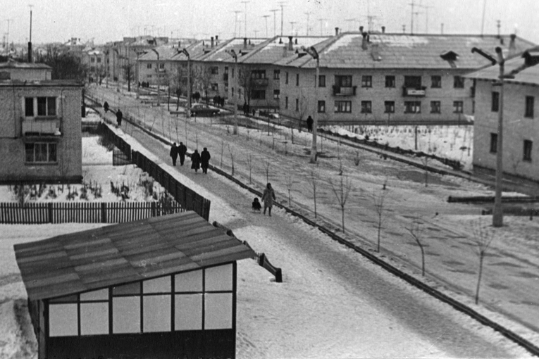 строительство города, фото