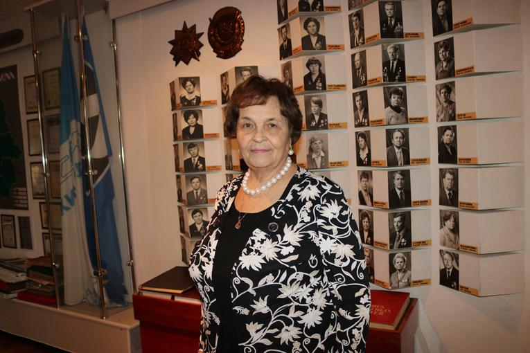 Ольга ЯМАЛИЕВА, фото