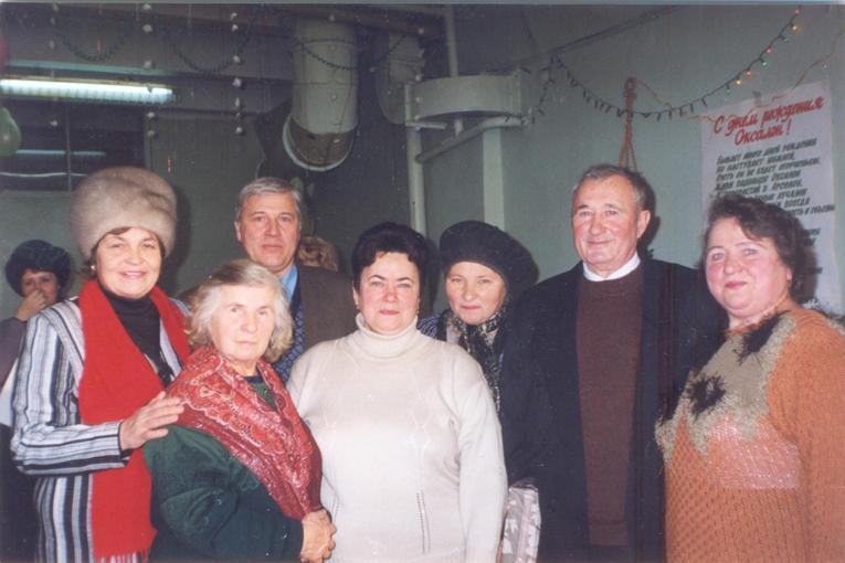 Ветераны ХПЦ, 2001 год