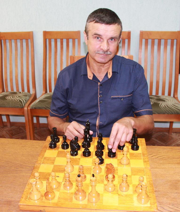 интервью с шахматистом, фото