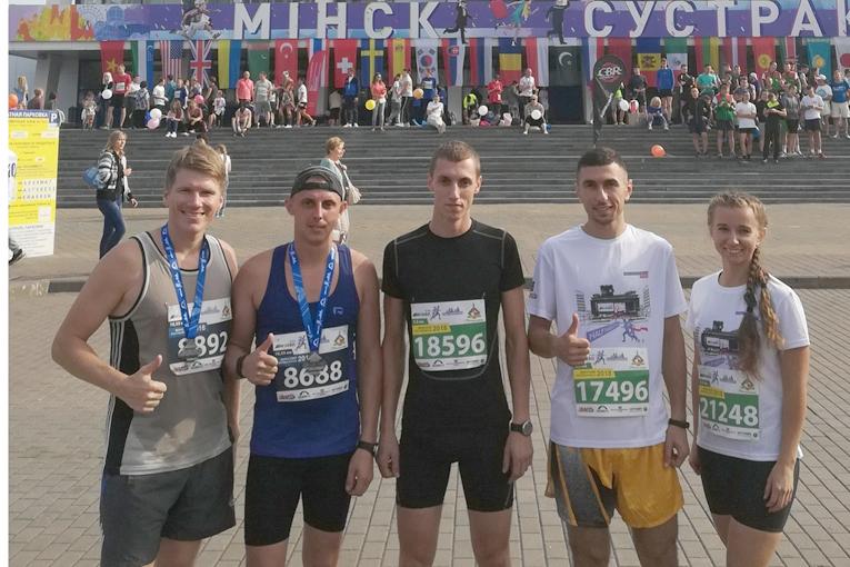 Виктор Хруслов, спортсмен, бегун, фото
