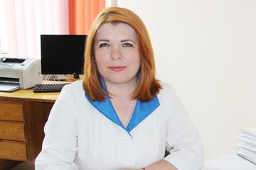Наталия Шульга, контролер, фото
