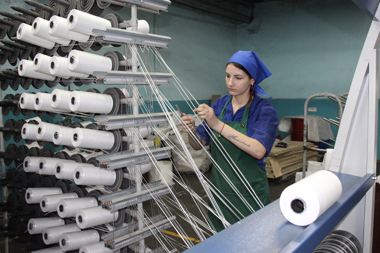 ЦНМ, ткачи, конкурс профмастерства, фото