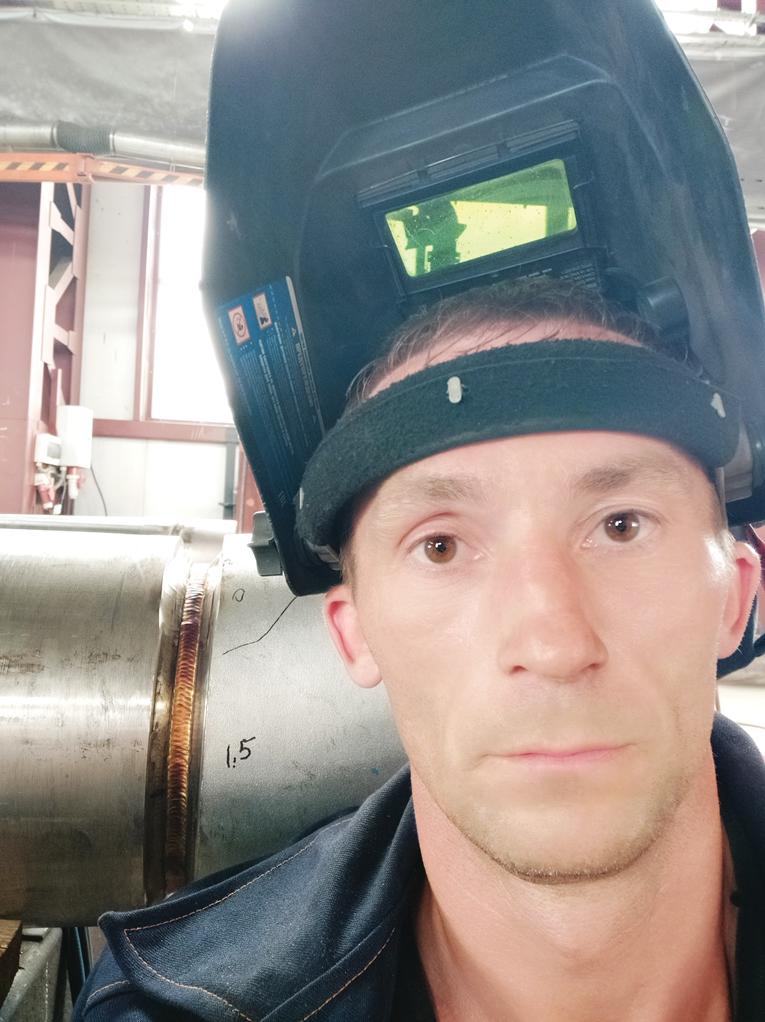 электросварщик, фото