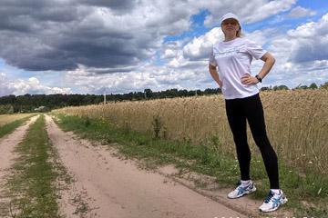интервью, бег, Юлия Асташкевич, фото