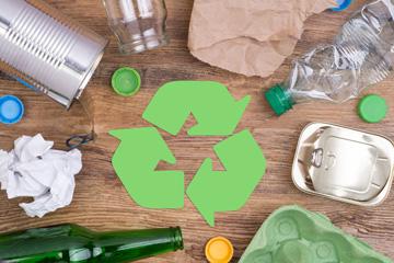 переработка мусора, Всемирный день вторичной переработки, фото