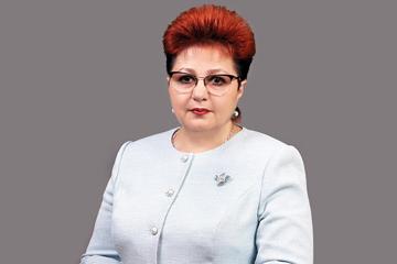 Светлана Клочок, председатель Республиканского комитета профсоюза , фото