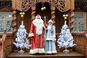 адреса Деда Мороза, фото