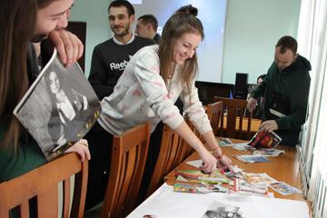 семинар-тренинг для молодежи по семейному и гендерному воспитанию.