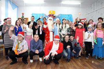 благотворительная акция, ОАО «СветлогорскХимволокно», фото