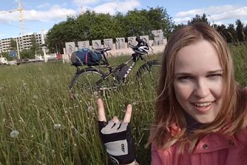 велопробег, фото