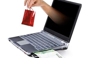 покупки в интернет-магазине, фото