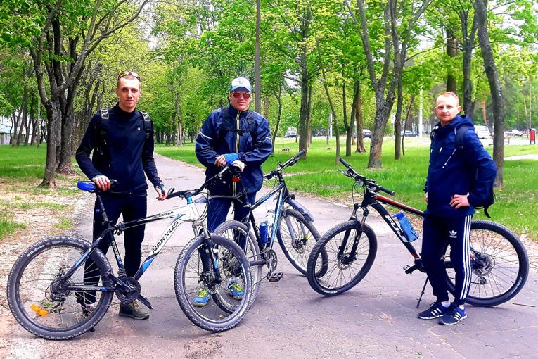 день велосипедиста, фото