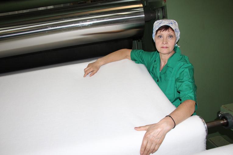 Татьяна Семенец, оператор, химик,фото