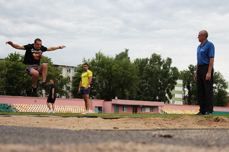 спартакиада, легкая атлетика, фото