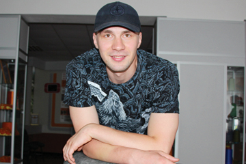 Евгений Стукач, фото