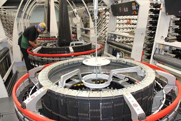 инвестиционный проект «Увеличение производства полипропиленовой ткани и контейнеров типа «биг-бег», фото