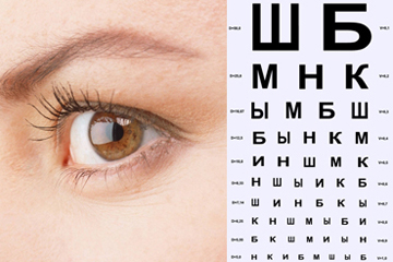 хорошее зрение, фото