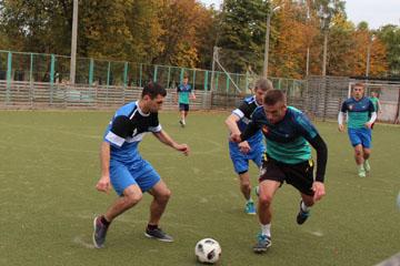 городской турнир по мини-футболу, полуфинал, фото