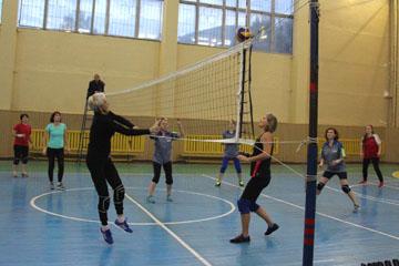 волейбол, финал, Управление-ЦНМ, фото