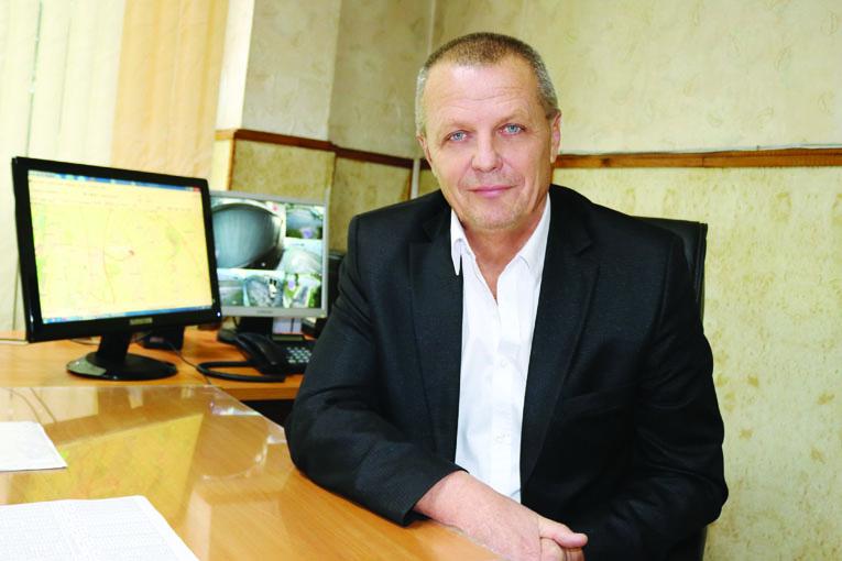 Директор унитарного предприятия Николай ФИСЮК, фото
