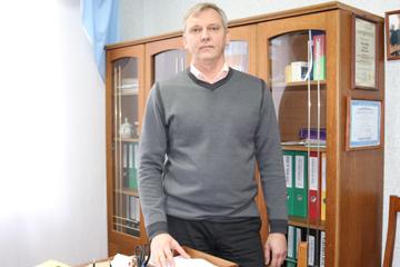 """Дмитрий Колтаков, ОАО """"СветлогорскХимволокно"""" ,фото"""