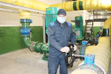 проект по модернизации пункта учёта тепла ЗПТН, фото