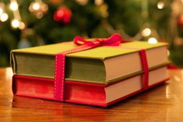 книги к Рождеству и Новому году, фото