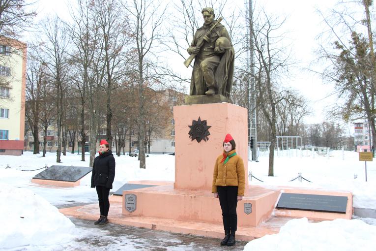 День защитника Отечества, фото