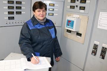 Валентина ПИНЧУК на предприятие пришла в 1988 году – с первых дней в цехе УВМ аппаратчиком карбонизации.