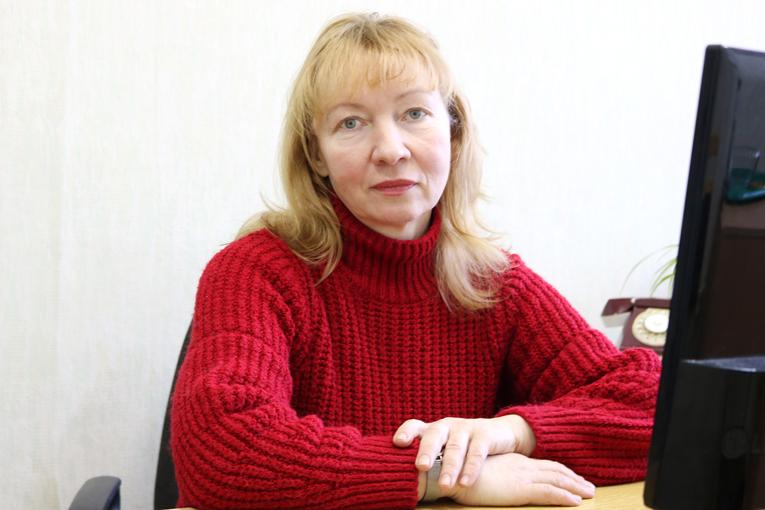 """Алла Хабиб, вегетарианка, инженер-программист, ОАО """"СветлогорскХимволокно"""", фото"""