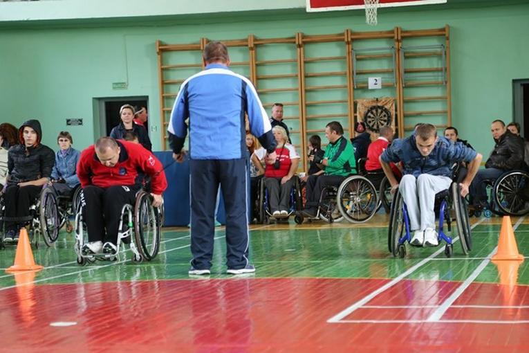 Бобруйская объединённая организация общественного объединения «Республиканская ассоциация инвалидов -колясочников ,фото
