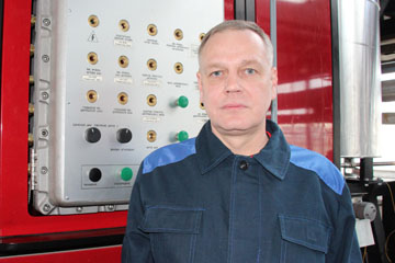 доска почёта Сергей Глинков, фото