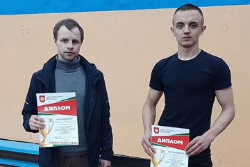 лично – командный чемпионат города Светлогорска по гиревому спорту