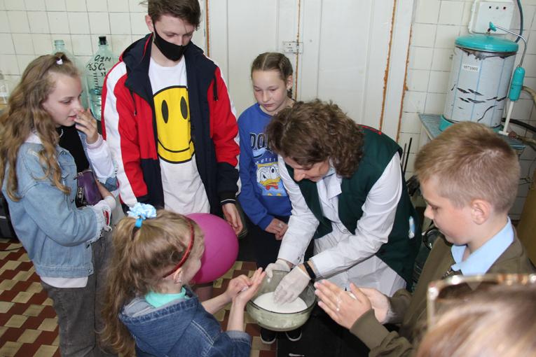 центральная лаборатория, дети, ,фото