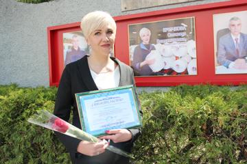 Светлана Крючкова, комплектовщик ,фото