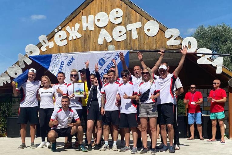 С 6 по 8 августа на берегу Березины в заказнике «Выдрица» прошёл традиционный районный туристический слёт «Молодёжное лето-2021» с участием команды светлогорских химиков. По его итогам наша команда заняла второе место.